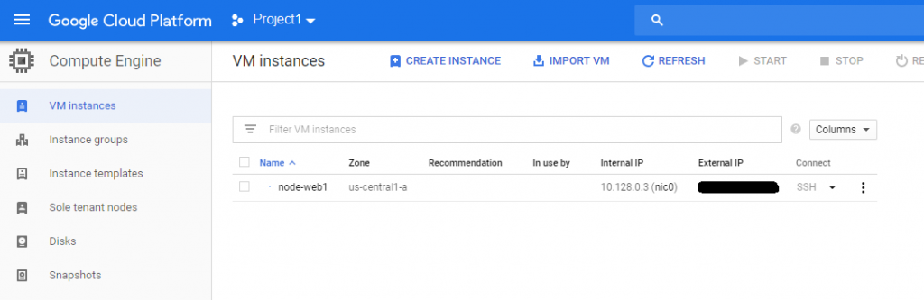 Google Cloud automation using python - SharonTools